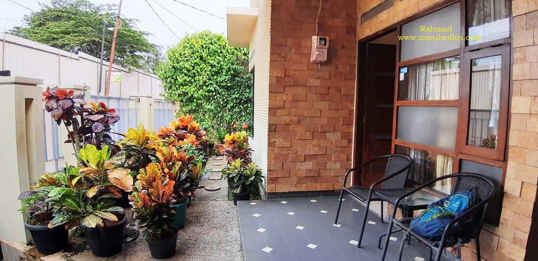 dijual rumah istimewa di jalan puspen jagakarsa jakarta selatan nurul sufitri travel lifestyle blogger review culinary property