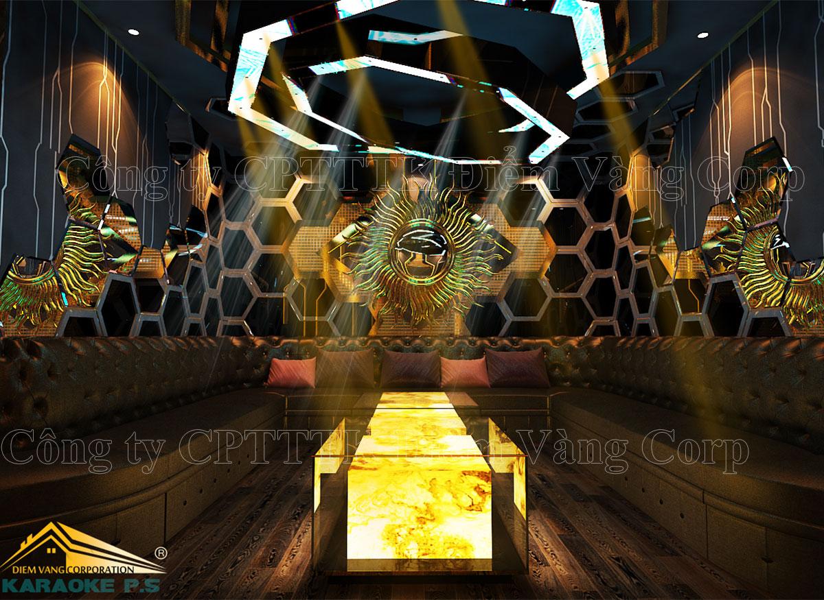 Thiết kế phòng karaoke 3D Ảnh Full chất lượng cao 35
