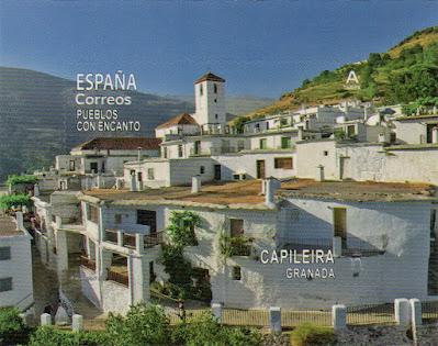 sello, Capileira, Alpujarra, Granada