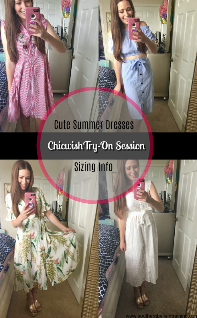 Chicwish Dresses Review