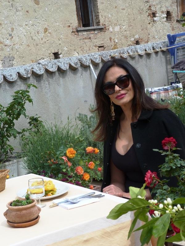 Maria Grazia Cucinotta ne Il Timballo