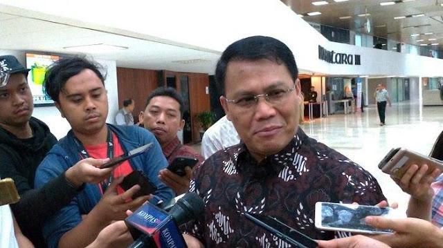 Terkait Wacana Pemakzulan Presiden, Ahmad Basarah: Hanya Kuras Energi