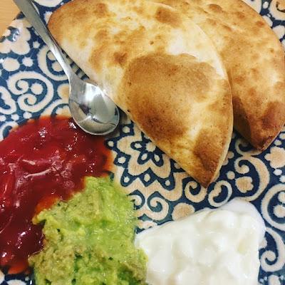 Cool Bakery-San Vicente del Raspeig-Ensalada Cool- Tacos Pollo y Chilli