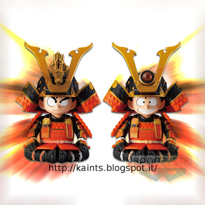 Son Goku May Doll della Banpresto