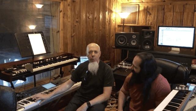 Dream Theater, album, band, www.slashkygitaris.com, slashky gitaris, John Petrucci, Jordan Rudess