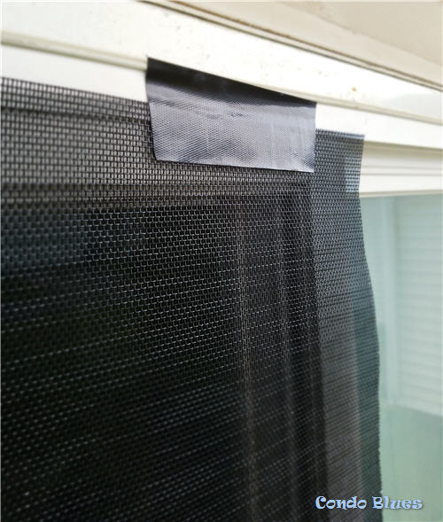 How to replace a screen door by yourself