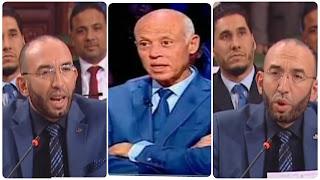 (بالفيديو) محمد العفاس :خيبة امل كبيرة لكل ما انتخب قيس سعيد... على خاطر ما عمل شي و ما جاب كان لخراب لتونس.