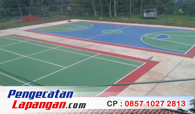Jasa Ngecat Lapangan Murah, Biaya Pengecatan Lapangan Tenis Murah, Harga Pengecatan Lapangan Tenis