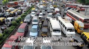 How To Get Vehicle Owner Information By Registration Number