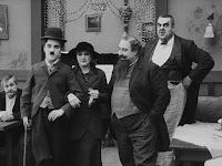 """Кадр из фильма Чарли Чаплина """"Иммигрант"""" (1917) - 18"""