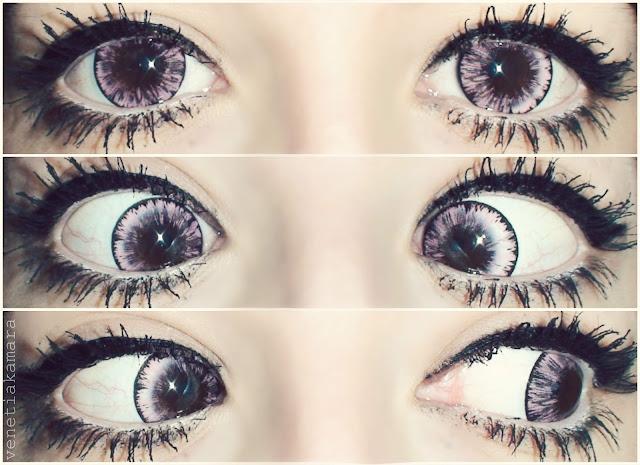 pink eyes tumblr