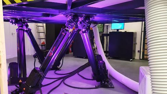 Pretty hydraulics Airbus simulator adventures manchester