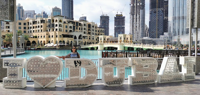 Visit Dubai Mall
