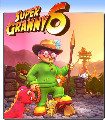Super Granny 6 PC Game