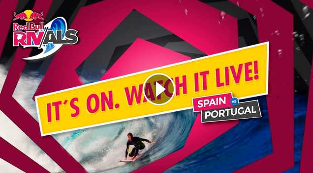 Red Bull Rivals 2017 - MUNDAKA Castellano