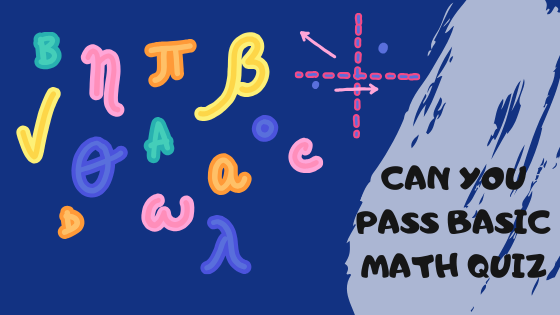 Answer Can you pass basic math quiz