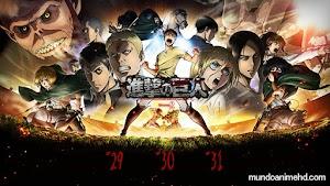 Shingeki no Kyojin Temporada 02 12/12 [ Sub español ] [ Mediafire ] [ Mundo Anime ]