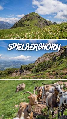 Spielberghorn Wanderung | Saalbach Hinterglemm | Salzburger Land | Wandern in Saalbach | Kitzbüheler Alpen | Bergtour Spielberghorn-Spielberghaus