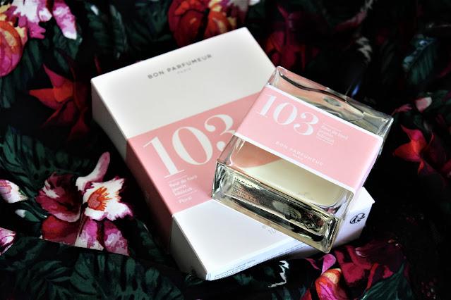bon parfumeur 103 edp avis, 103 parfum, avis parfum bon parfumeur 103, 103 fleur de tiaré, parfum fleur de tiaré, perfume influencer, blog parfum, parfum femme pour l'été, monoï perfume, bon parfumeur avis