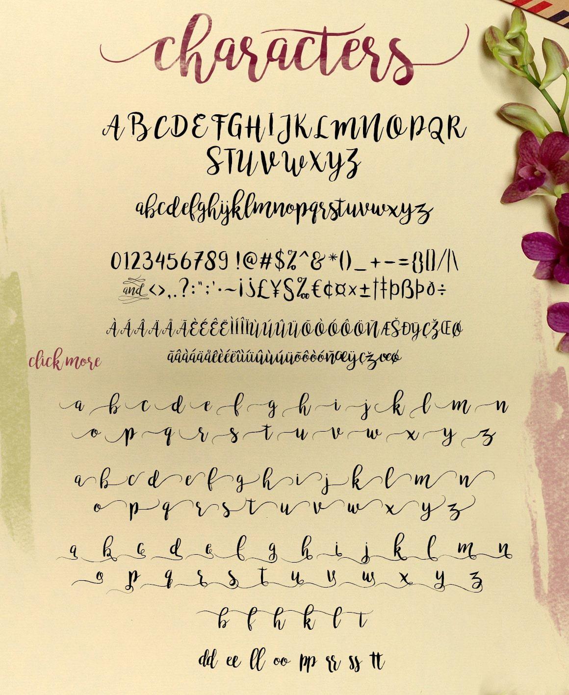 Bromello Brush Font Free Download - Free Script Fonts