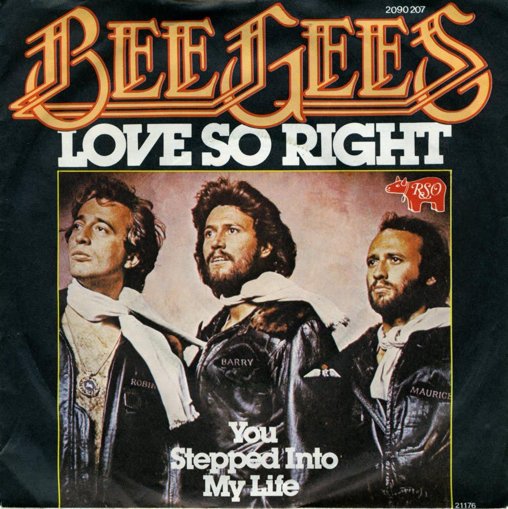 Music On Vinyl: Love So Right