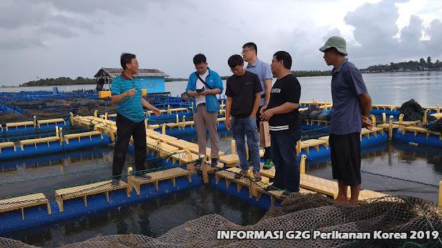 bnp2tki korea 2019 pendaftaran fishing,
