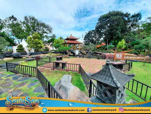 Wisata Santa Sea Waterpark Sukabumi