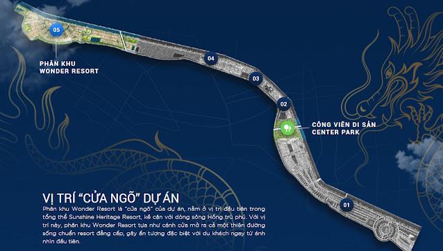 Mở bán biệt thự dự án Sunshine Heritage Resort Xuân Phú Phúc Thọ Hà Nội tại sông Đáy Tam Hiệp, Cẩm Đình giá bán