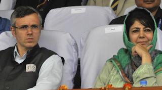 कश्मीर: जानिए महबूबा और उमर समेत अन्य नेताओं की रिहाई को लेकर क्या कहा केंद्र सरकार  ने !