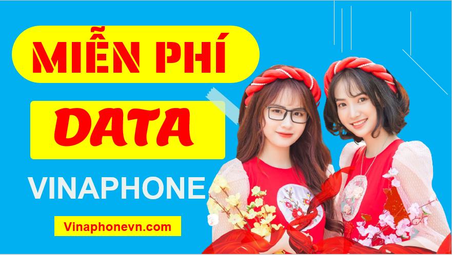 Cách nhận data miễn phí Vinaphone