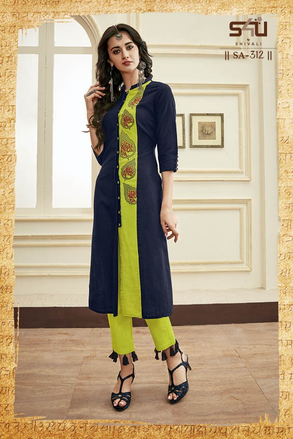 S4u by shivali saundarya vol 3 Kurties collection