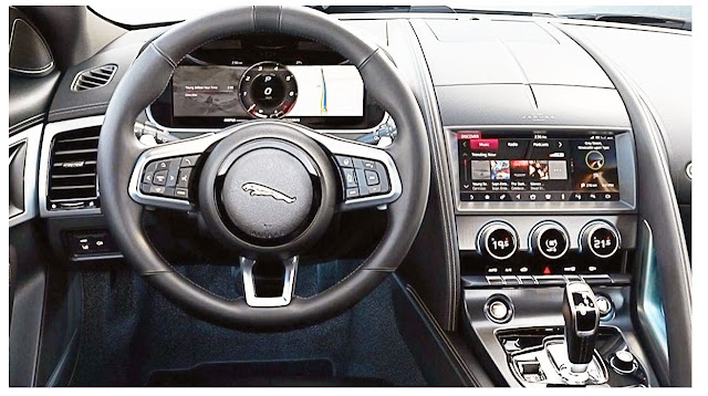 2021-jaguar-f-type-steering-wheel-dashboard-interior-infotainment-screen