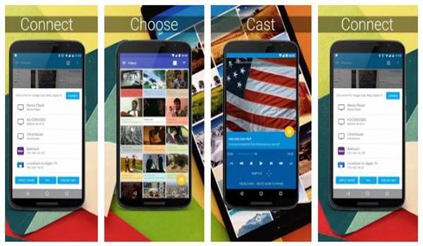 تطبيق LocalCast for Chromecast لعرض محتوى جوالك على كروم كاست وغيرها - بحرية درويد