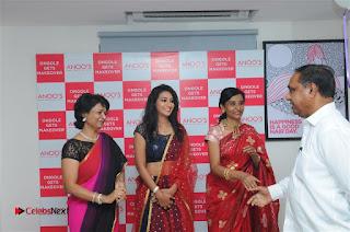 Telugu Actress Bhanu Sri Stills in Lehenga Choli at Anoo's Salon Launch at Ongole  0032.jpg