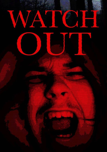 'Watch Out': Póster del found footage de terror canadiense de Wyatt Butler