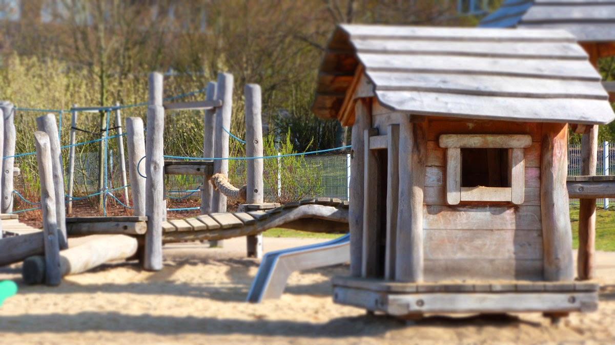 Spielplatz Hamburg, Kinderspielplatz