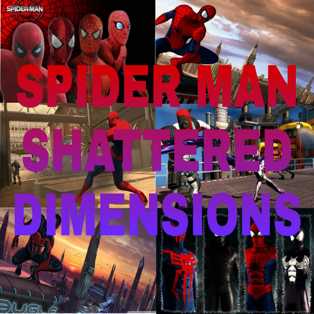 spider-man shattered dimensions PC highly compressed Download