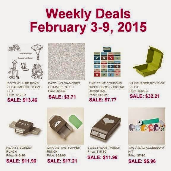 Weekly Deals Feb 3-9