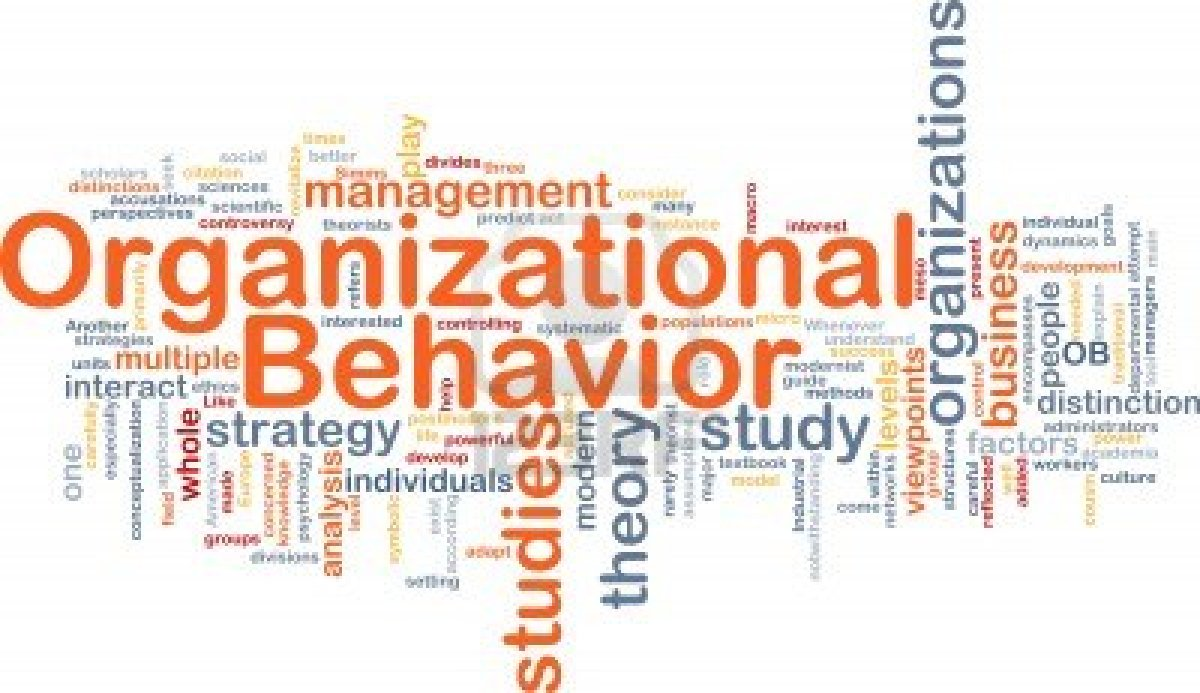 Organizational Behavior simple concept