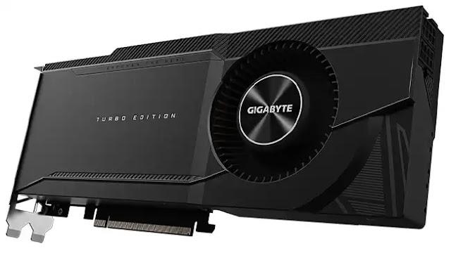 GIGABYTE cancels GeForce RTX 3090 Turbo, hindering partners' server plans
