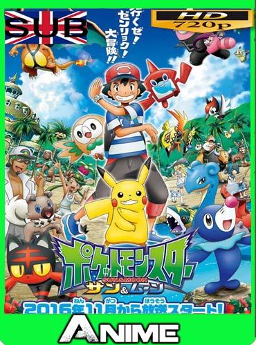 Pokemon Sun & Moon completa (146/146) [720P] subtitulada [GoogleDrive]