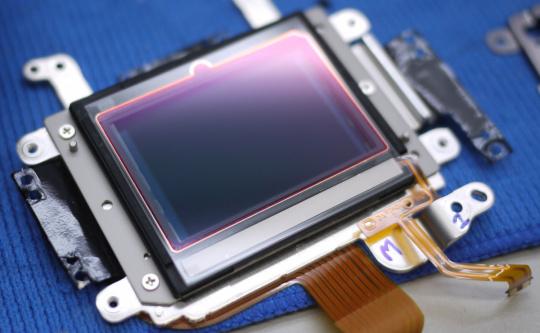 Сенсор цифровой камеры