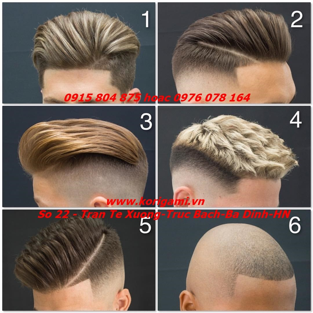Where To Get Faded Cool Haircut For Guys In Hanoi Summer 2018 2019