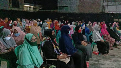 Anggota DPRD Wajo, Andi Suleha Serap Aspirasi di Siwa