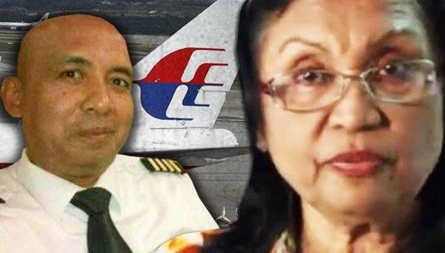 """MH370: """"Zaharie Tidak Ada Sebab Untuk Mensia-siakan Hidupnya..."""""""