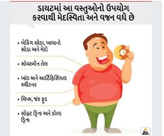 वजन कम करने के लिए कया करें