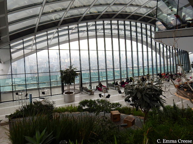Walkie Talking Sky Garden 10 of the best luxury London brunches Adventures of a London Kiw