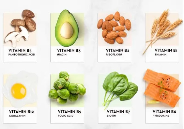 What are the best natural sources of Vitamin B?