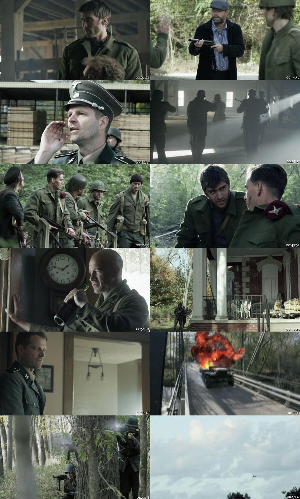 Operation Dunkirk 2017 BRRip 720p [Hindi-English]
