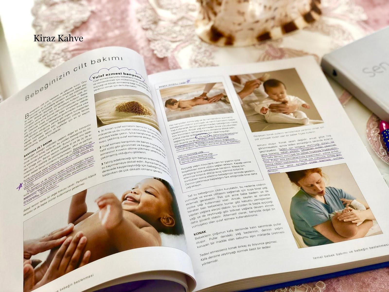 kim davies bebek bakımı ansiklopedisi